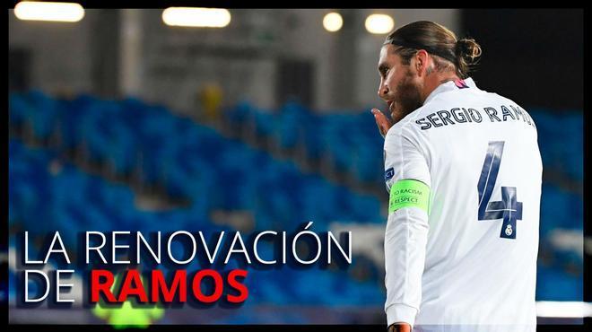 La renovación de Sergio Ramos, una incognita