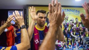 Sergio Lozano tiene claro lo mucho que se juega el equipo