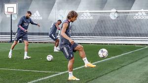 El Real Madrid aumenta la exigencia en su puesta a punto