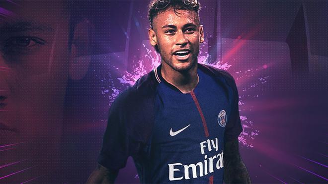 Neymar será presentado con el PSG