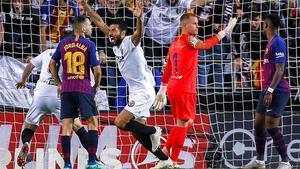 Piqué vuelve a protagonizar la acción que le costó el primer gol al Barça