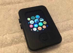 Así era el prototipo del primer Apple Watch para desarrolladores