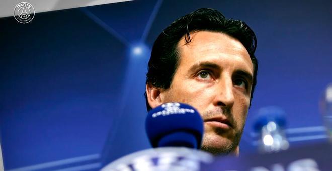 Emery ya es entrenador del PSG