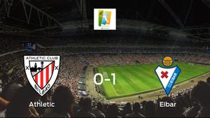 El Eibar Femenino consigue la victoria frente al Athletic Club Femenino en el segundo tiempo (0-1)