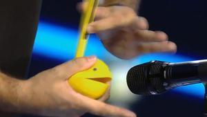 Got Talent: Juanjo deja sin palabras a Risto Mejide con su Otamatone