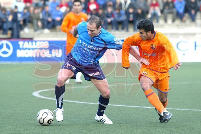 14.Pedro Rodríguez 2007 - 08