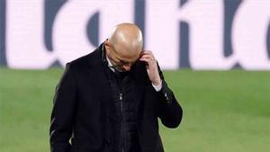 La derrota ante el Alavés vuelve a poner en la diana a Zidane