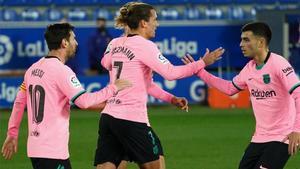 Las celebraciones de gol en la Liga deben regresar en buen número o no habrá nada que hacer