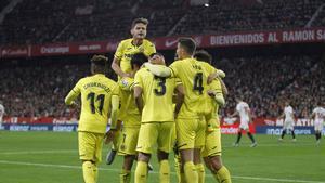 El Villarreal derrotó al Salzburgo en los dieciseisavos de final de la Europa League