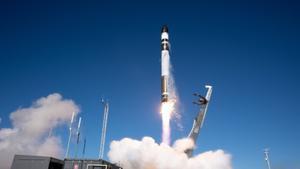 El misil de Rocket Lab consigue aterrizar