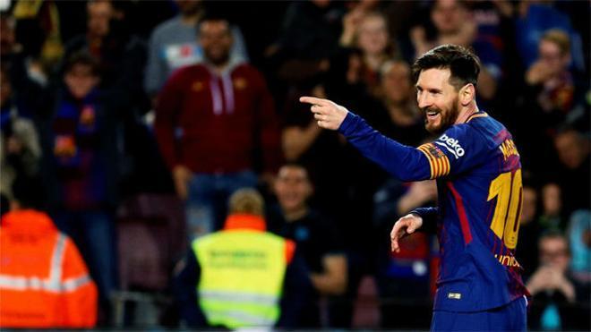 LALIGA   FC Barcelona - Leganés (3-1): Gran asistencia de Coutinho en el segundo gol de Messi