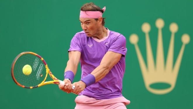 Rafael Nadal consiguió su sexta victoria ante Federico Delbonis en la última ronda
