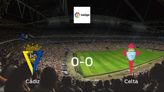 Cádiz and The Sky Blues fail to find the net