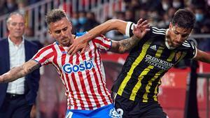 Resumen del empate entre Girona y Real Zaragoza en Montilivi