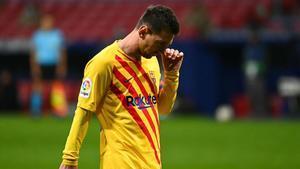 Errores en defensa e inoperante en ataque: así ha sido la derrota del Barça ante el Atlético