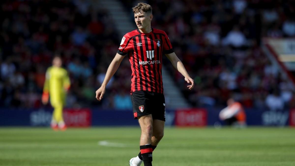 David Brooks, jugador del Bournemouth, sufre linfoma de Hodgkin