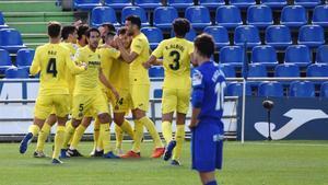 Solvente victoria del Villarreal
