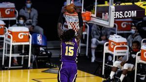 Los Lakers doblegan a los Pelicans