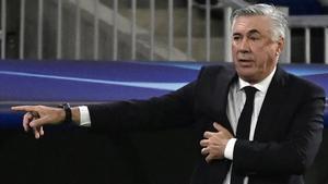Ancelotti analiza la derrota contra el Sheriff