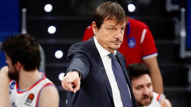 Ataman, elegido mejor técnico de la Euroliga