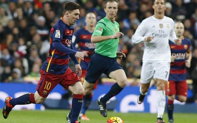 Messi y Cristiano Ronaldo son las estrellas de los videojuegos