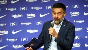 Josep Maria Bartomeu, ex presidente del FC Barcelona