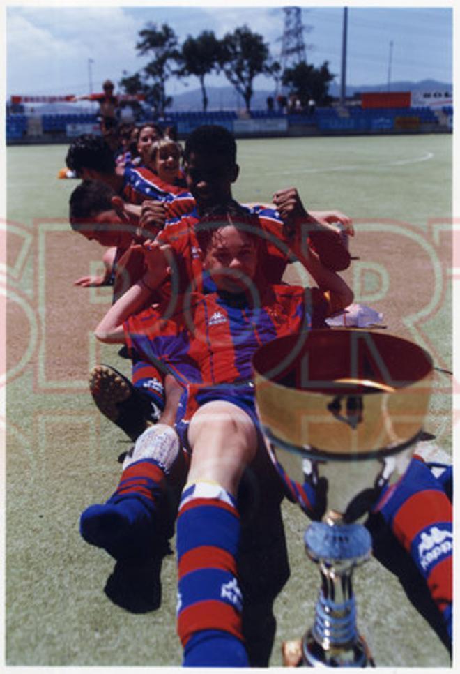 2. Andrés Iniesta 1997-98