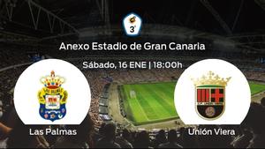 Previa del encuentro: Las Palmas C - Unión Viera
