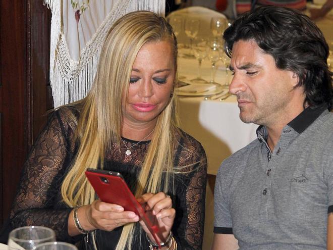 Belén Esteban vuelve a demandar a Toño Sanchís y amenaza con llevarlo a la cárcel