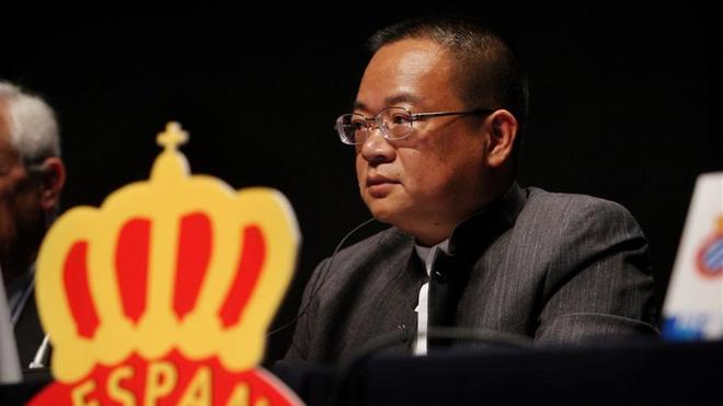 Chen Yasheng ha cambiado la dinámica económica del Espanyol
