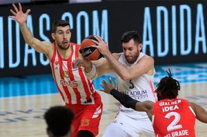 El Estrella Roja se llevó el triunfo de Madrid