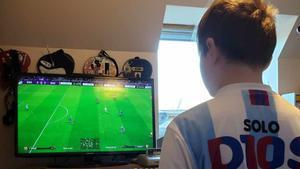Con la app eSports Penyes, los más jóvenes participan en torneos de PES 2021 desde casa