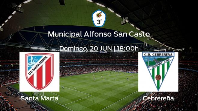 Previa del encuentro de la jornada 12: Santa Marta contra Cebrereña
