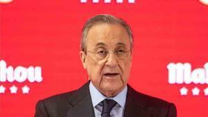 Florentino Pérez no ha hecho fichajes para el Real Madrid