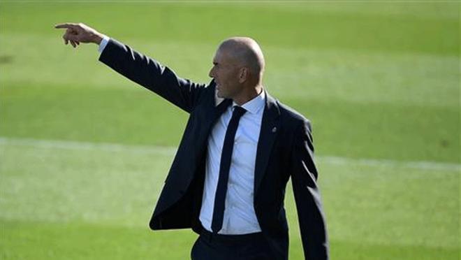Zidane, preparado para el regreso liguero