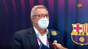 Josep Maria Vallbona habla sobre la validación de las papeletas del Voto de Censura