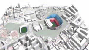 El nuevo Camp Nou tendría capacidad para 105.000 espectadores