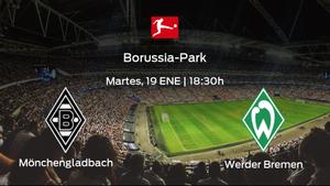 Previa del partido: Borussia Mönchengladbach - Werder Bremen