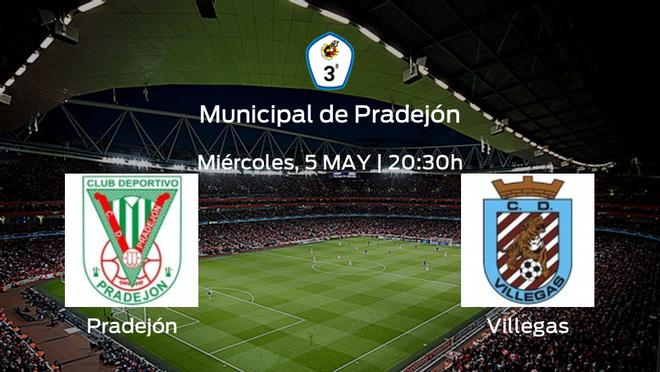 Previa del partido de la jornada 4: Pradejón - Villegas