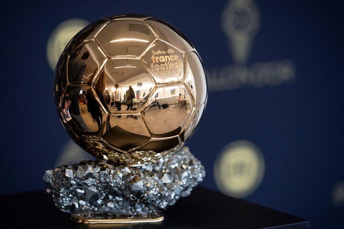 France Football anunciará el próximo Balón de Oro