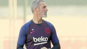 Jon Pascua se ha despedido con una nota del FC Barcelona