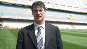Mario Kempes, exjugador del Valencia CF