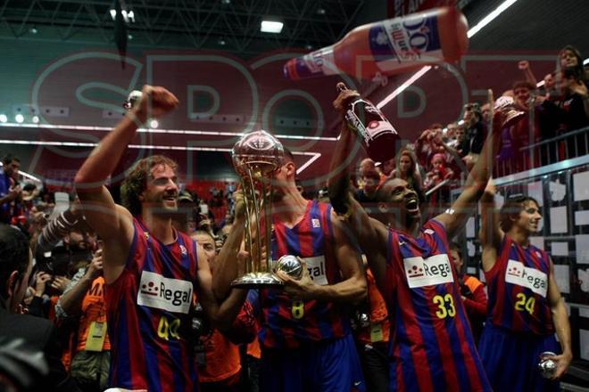 Temp 2009- 2010 (Bilbao): Final FC Barcelona ¿ Real Madrid