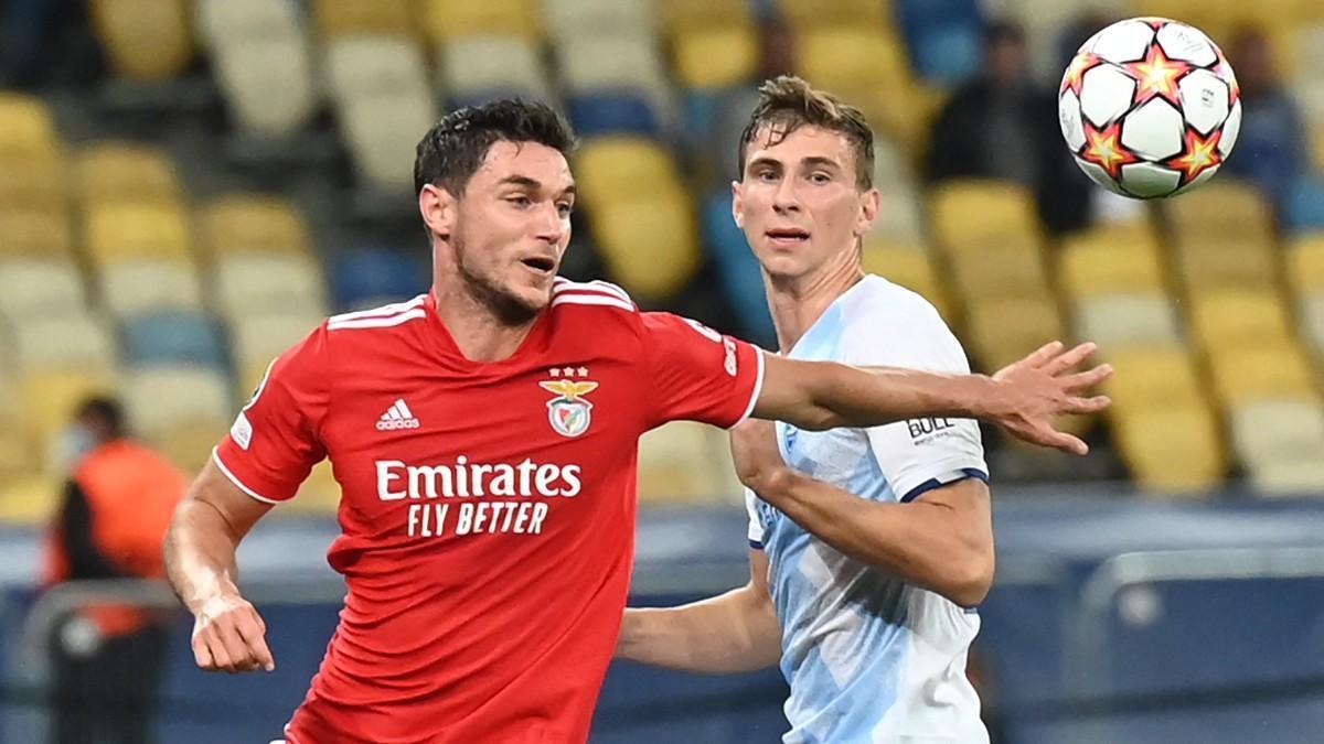 Benfica y Dinamo de Kiev le hacen un favor al Barça