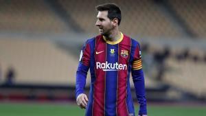 Leo Messi se perderá dos partidos