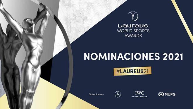 Todas los candidatos a los premios Laureus 2021
