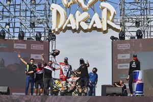 Pedrero, top 15 en el podio final de Jeddah