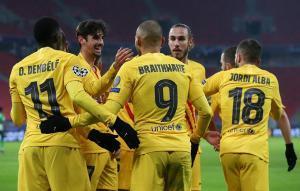 El Barça logró una brillante victoria en el campo del Ferencvaros