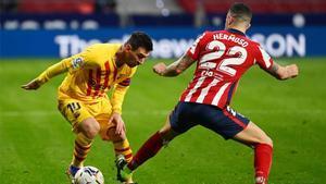 El Barça - Atlético será el sábado 8 de mayo