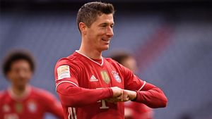 Lewandowski sigue batiendo récords